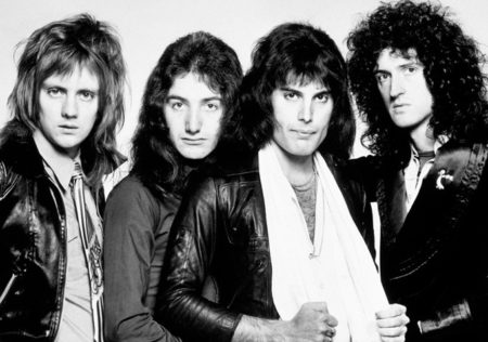 English & Lyrics - Queen
