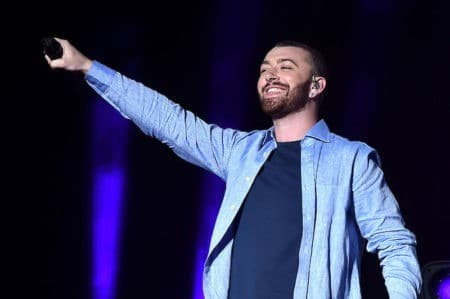 English & Lyrics - Sam Smith