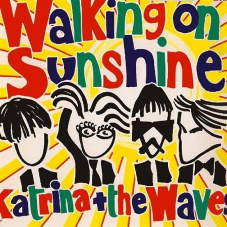 English & Lyrics - Katrina and the Waves
