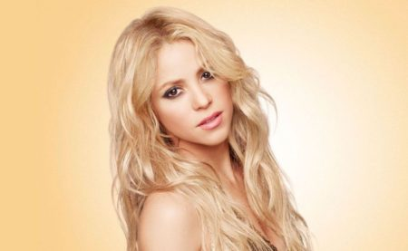 English & Lyrics - Shakira