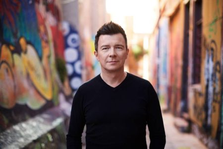 English & Lyrics - Rick Astley